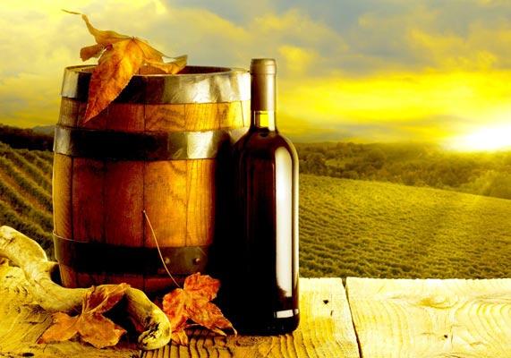 Bино - продукт, получаемый за счет деятельности дрожжей.