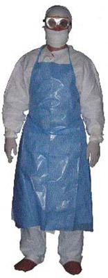 противочумный костюм