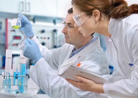 Изучение жизнедеятельности микробов