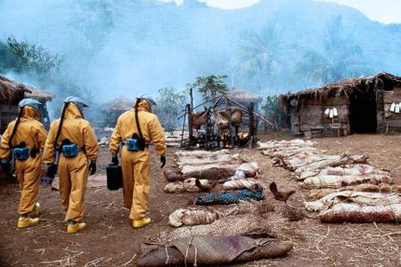 эпидемии в Африке