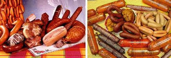 Clostridium botulinum в продуктах