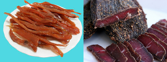Clostridium botulinum и мясные и рыбные продукты