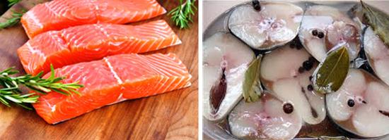 свежепросоленная рыба может вызвать отравление