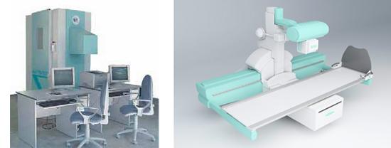 флюорограф и комплекс рентгеновский