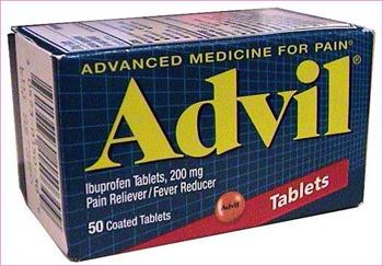 препарат для снятия боли Адвил
