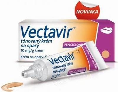 крем от герпеса Вектавир для наружного применения