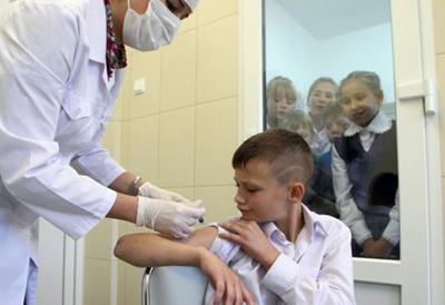 прививка от туляремии разрешена с 7-и летнего возраста