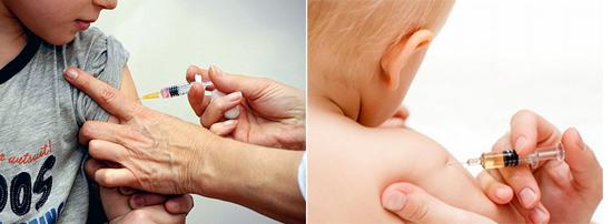 вакцина от кори вводится подкожно или внутримышечно