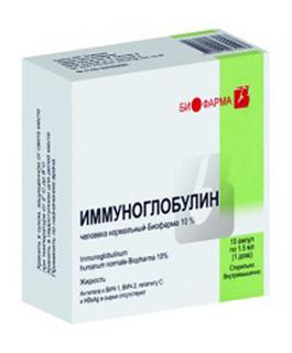 нормальный иммуноглобулин