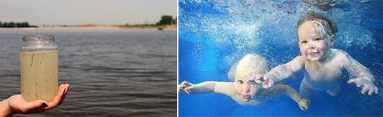 открытые водоемы инфекция у детей.