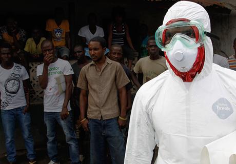 вакцина от вируса Эбола