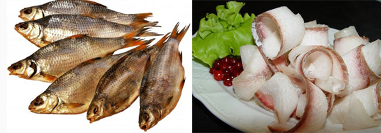 описторхоз рыба
