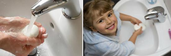 мытье рук аскаридоз