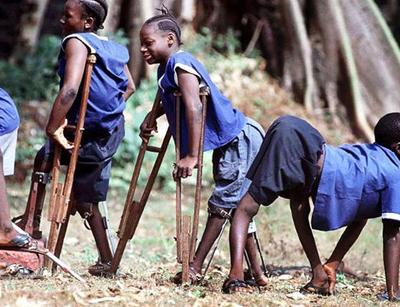вспышка полиомиелита