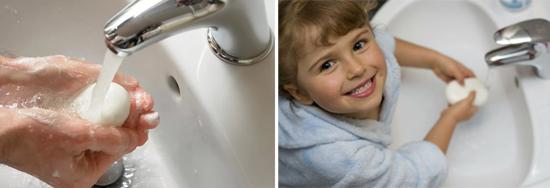 мытье рук - профилактика инфекционных болезней
