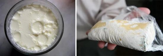 плесневые грибки на молоке
