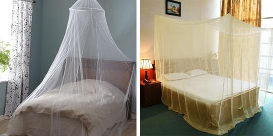 пологи против комаров