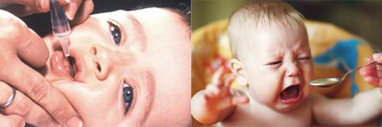 лечение пищевых отравлений у ребенка