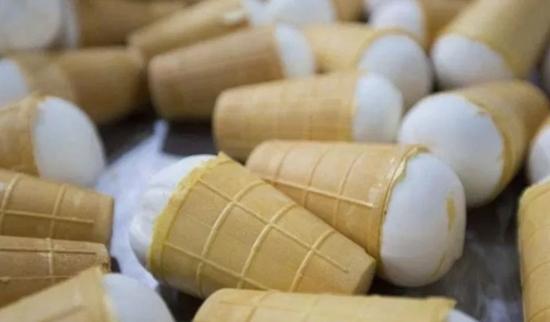 мороженое может быть источником вредных бактерий