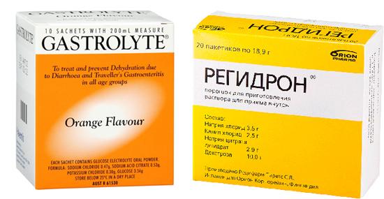 препараты при сальмонеллезе