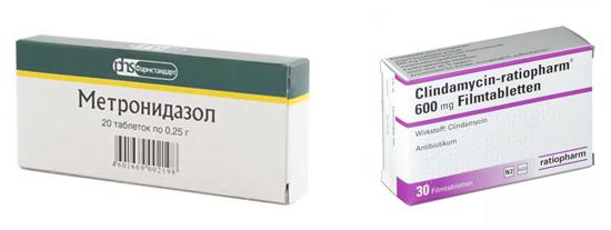 таблетки от вагиноза