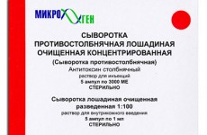 Прививка от столбняка и лечение заболевания